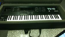 Ensoniq TS-10 MIDI Composition Production Workstation Synth Keyboard W/ Case