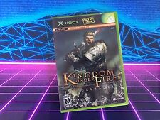 Microsoft Xbox - Kingdom Under Fire: The Crusaders - M-Mature 17+ - Complete