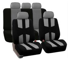 Universal Seat Cover For Crossovers Sedans Gray four seasons dirt breathable