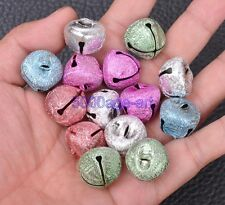 10pcs mix color Christmas Jingle Bell Xmas Tree Or Party Decorations 20mm