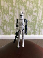 "Star Wars Clone Wars - Clone Trooper Redeye Action Figure 3.75"""