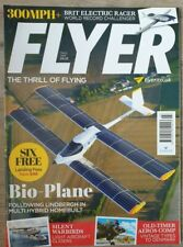Flyer Magazine 2019 March Eraole Bio-Plane,American Warbird Gliders