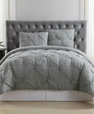 Truly Soft Everyday Full/Queen Pleated Duvet Cover Set T410919