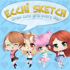 Ecchi Sketch Draw Cute Girls Every Day Visual Novel Win Mac Linux  Steam CD Key