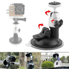 1x Triple Suction Cup Mount Holder +Ball head for Car Gopro 2 3+ 4 Camera Tool
