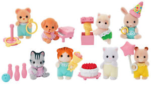 Sylvanian Families Calico Critters Baby Party Series Mystery Bag