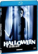 Blu Ray HALLOWEEN - 20 ANNI DOPO - (1999)  ......NUOVO