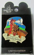 Disney Dcl Wdac Peter Pan as Captain Hook Tinker Bell Pin