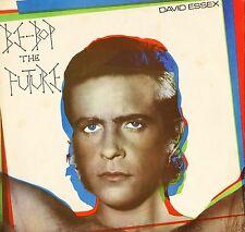 DAVID ESSEX be-bop the future 6359 064 A2/B2 early press uk 1981 LP PS EX-/EX