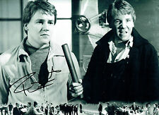 Ray WINSTONE SIGNED Autograph 16x12 Photo AFTAL COA British Actor Scum Carlin