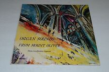 Diana Lee Metzker~Organ Sounds From Mount Olivet~Bach~Private~FAST SHIPPING