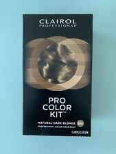Clairol Professional Pro Color Kit Hair Color Natural Dark Blonde 6N  Ships Free