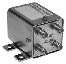 Dow-Key Microwave 411C-430832 Coaxial Microwave Switch DC-18GHz 50 Ohm 28V