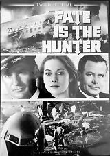 Fate is the Hunter (2011, LIMITED EDITION DVD)