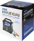 12 Volt/15 Amp Battery Charger Hyundai 6-12-24V-15 amp + FREE Bluetooth