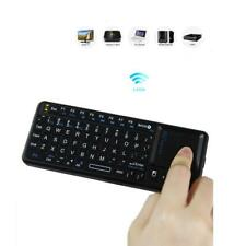 Rii Mini-Multifunktion (3 in 1): drahtlose Tastatur + Touchpad + Maus for PC DE