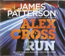 James Patterson - Alex Cross, Run (5xCD A/Book 2013) Alex Cross #20