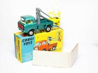 Corgi 478 Hydraulic Tower Wagon On Forward Control Jeep FC150 In Box - MINT