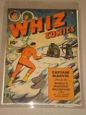 WHIZ COMICS #70 FN (6.0) FAWCETT COMIC CAPTAIN MARVEL