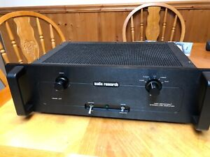 audio research LS-7 tube preamplifier