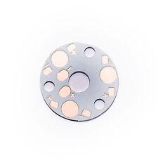 LED PCB placa de circuitos impresos – 3 LED-aproximadamente 31mm-aluminio - 1w/3w/5w cob SMD