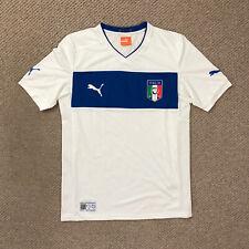 Italy Away Puma Football Shirt (S) 2012/14