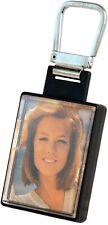 Acryl 2er Foto Schlüsselanhänger Doppel Bild Fotorahmen Passbild Anhänger