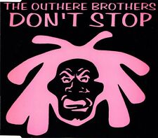 The Outhere Brothers Maxi CD Don't Stop - Germany (EX+/VG+)