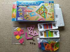 bundle - Geomag Confetti Magnetic Set 60 pcs+26 extras= 86 pcs