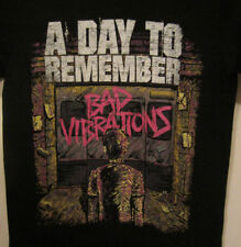 A DAY TO REMEMBER  T Shirt  LARGE