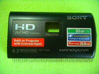 GENUINE SONY HDR-PJ350 LCD COVER PARTS FOR REPAIR