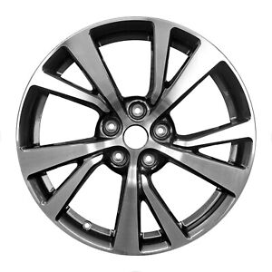 "New 18"" Replacement Alloy Wheel Fits 2016-2018 Nissan Maxima 560-62721"