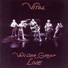 Van Der Graaf - Vital Live (2CD) [Like new] (C)
