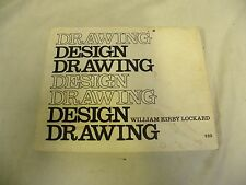 Vintage Design Drawing by William Kirby Lockard Book (5)
