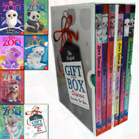 Amelia Cobb Zoe's Rescue Zoo 6 Books Gift Wrapped Slipcase Set With Gift Journal