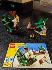LEGO 3817 The Flying Dutchman SpongeBob Complete w/ Manual Mini Figures Pirates