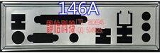 Gigabyte I/O IO Shield backplate GA-780T-D3L/GA-P61-DS3-B3 motherboard #G697 XH