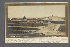 St. Cloud MINNESOTA RP 1907 DEPOT G.N. RR Great Northern Railway Railroad TRAIN