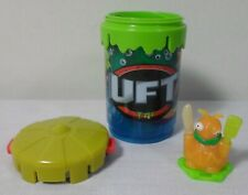 UFT TRASH PACK ULTIMATE FIGHTING TRASHIES SPIN FIGHT WIN FIGURE TRASH CAN