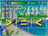 COMPARA: Juego didáctico para niños, ejercitar la comparación. PC Game.Educativo