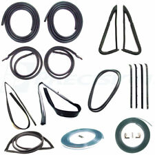 1985-87 Chevrolet / Chevy GMC Pickup Truck Complete Rubber Weatherstrip seal kit