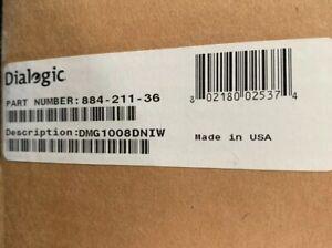 Dialogic PIMG80PBXDNI (PIMG80PBXDNIW, DMG1008DNIW) 1 Day Ship, 1 Year Warranty
