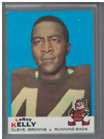 1969 Topps FB #s 1-150 MOSTLY AS PICTURED (A3845) - You Pick - 10+ FREE SHIP