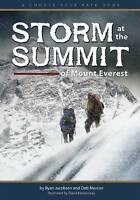 (Good)-Storm at the Summit of Mount Everest: A Choose Your Path Book (Paperback)