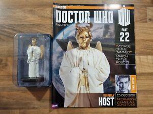 HEAVENLY HOST #22 Doctor Who Figurine Eaglemoss + Magazine