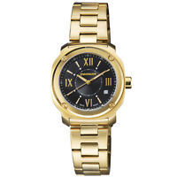 Wenger Quartz Movement Black Dial Ladies Watch 11121114