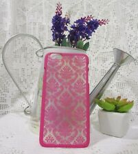 FUNDA CARCASA  DAMASCO PLASTICO APPLE IPHONE 6 6S PLUS IPH-92