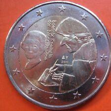 """*OLANDA 2011 -2 EURO- """"ERASMUS"""" da ROTTERDAM FDC in capsula    LEGGI OFFERTA"""