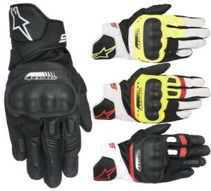Alpinestars SP5 Motorcycle Gloves Sport Racing Summer Perforated Airy