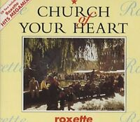 Roxette Church of your heart (incl. megamix) [Maxi-CD]
